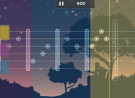 Daily iPhone App: Guitar! by Smule plays a familiar tune