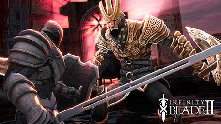 Infinity Blade: Dungeons officially canceled