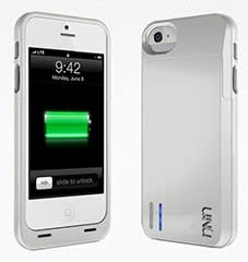 sports shoes dc3b5 a63c1 uNu DX Protective Battery Case for iPhone 5