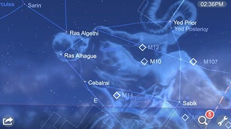There Are Plenty Of Star Charts Around The That Feature Augmented Reality Where You Tilt Your Ios Device Toward Sky And Reveals What