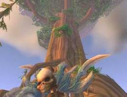 The Burning Crusade A Long Path To Mount Hyjal