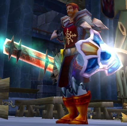 The Care and Feeding of Warriors: Gearing for Kara, Prot Warriors part 2