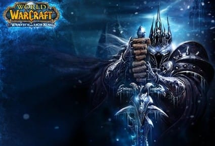 New Wrath Of The Lich King Wallpapers On Blizz Eu Site