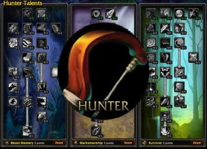 wow classic hunter leveling guide