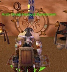 The end of vanilla WoW