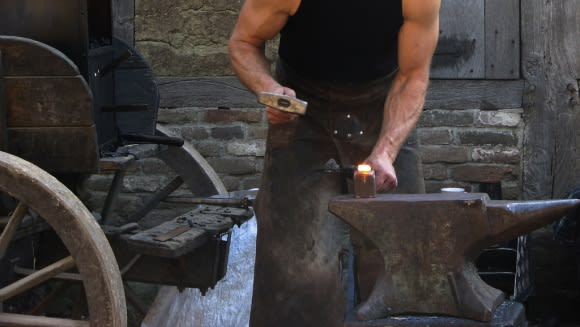 Gold Capped: Using blacksmithing to make gold on the auction house