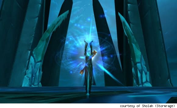 Arcane Brilliance: An argument for raiding as a frost mage