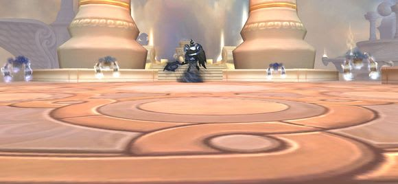 World of warcraft cataclysm: heroic dungeon bosses husan.