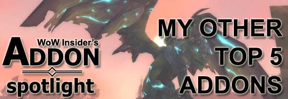 Addon Spotlight: My other Top 5 addons