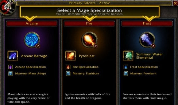 Arcane Brilliance: Which mage spec should you be raiding with?