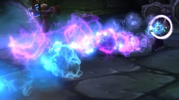 Should you play a mage in WoW?