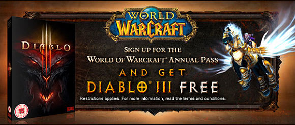 What happens if you break the WoW Annual Pass 12-month