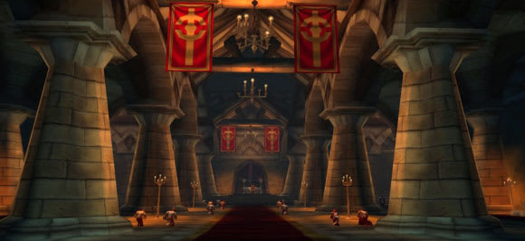 Know Your Lore: Scarlet Monastery revisited