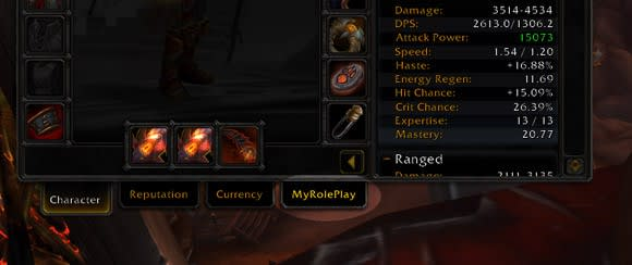 Roleplaying addons for the beginner: MyRoleplay