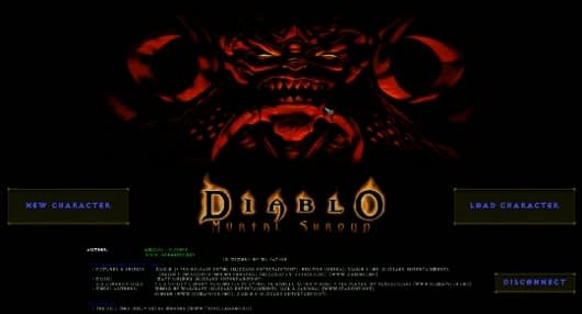Play Diablo 1 with World of Warcraft models in StarCraft 2