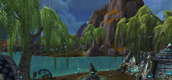 Mists of Pandaria Beta: Kun-Lai Summit