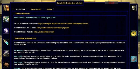 Addon Spotlight: TradeSkillMaster tips and tricks