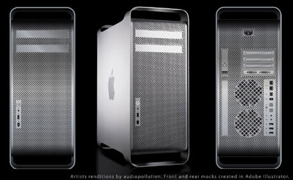 detailed look 7321c 8c67c Apple's Mac Pro case, same as the old case (almost)