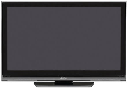 JVC's latest 32, 37, and 42-inch 120HZ LCD TVs
