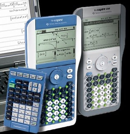 Texas Instruments finally gets fresh, unveils TI-Nspire