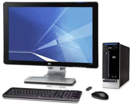 HP gets busy with new desktops: the s3000, a6000 and m8000