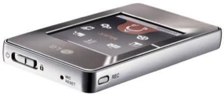 LG's FM37 touch-screen PMP reviewed: better than it should be