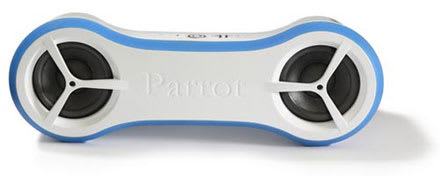 Parrot intros Parrot Party Bluetooth speaker system