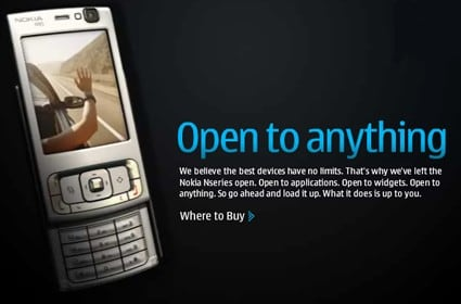 Symbian 9 2 hacked to bypass app certification