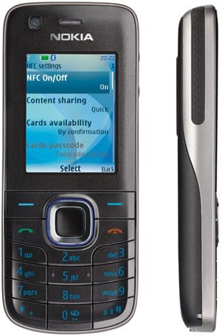 Nokia S 6212 With Bluetooth Nfc Let The Pairing