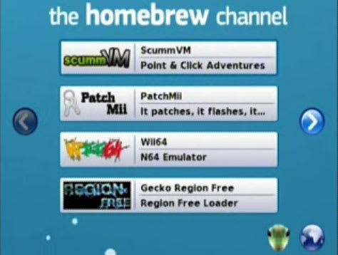 Wii update stops homebrew installs dead in their tracks