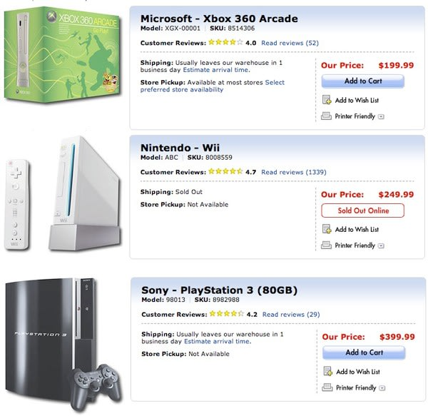 Xbox 360 now cheapest console in the US -- game on Santa