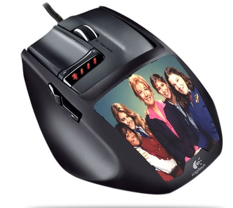 dbe9c2271bb Remember the Logitech G9? The totally boss, customizable gaming mouse with  awesome mod possibilities like adjustable weight and LED inserts?