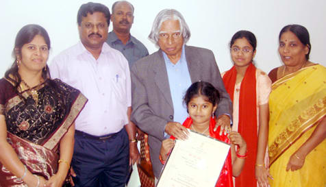 Nine-year old girl is youngest person to become Microsoft