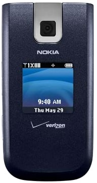 Nokia 2605 Mirage comes to Verizon, disappears as you