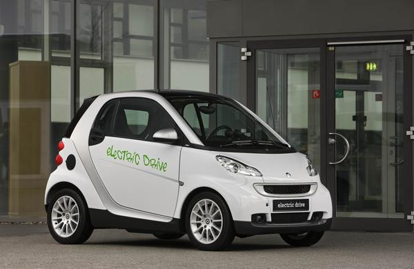 Daimler Has Been Talking About Electric Smart Cars For 10 Years Now But The Closest You Ve Ever Able To Come A Production Model