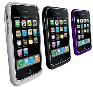 online retailer b4efb 57c4a mophie's Juice Pack Air: world's thinnest iPhone 3G battery / case