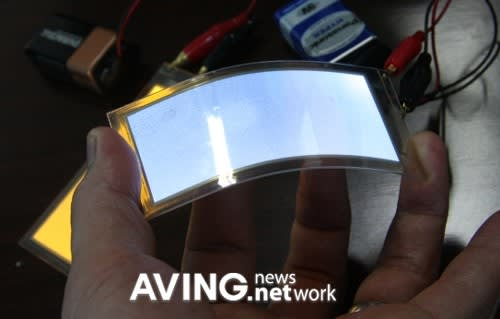 Modistech To Commercialize Cheap Flexible Oled Lighting