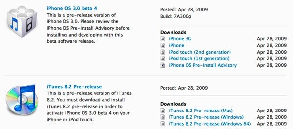 Apple itunes 8. 2 download links for mac os x and windows.