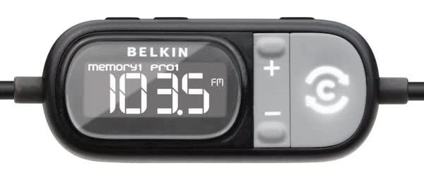Belkin shows first iPhone 3 0 accessory, mashes up GPS and FM data