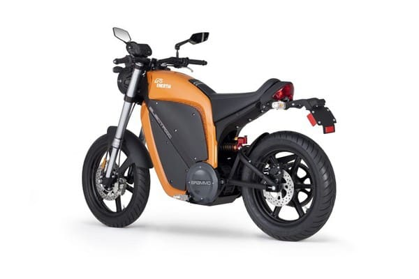 The Brammo Enertia Electric Motorcycle Which We Took For A Joyride Around Streets Of New York City Last Month Can Now Be Yours As It S Officially