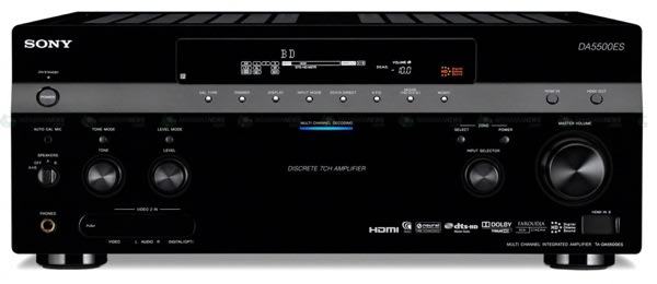 Sony polishes a couple of its ES receivers, intros the STR