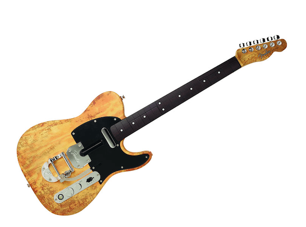 Mad Catz Rock Band Wireless Fender Telecaster 'Player's