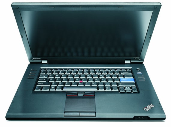 Lenovo s ThinkPad SL510 is just one of many new lappies hitting the market  with Windows 7 in tow 9b1af9642c
