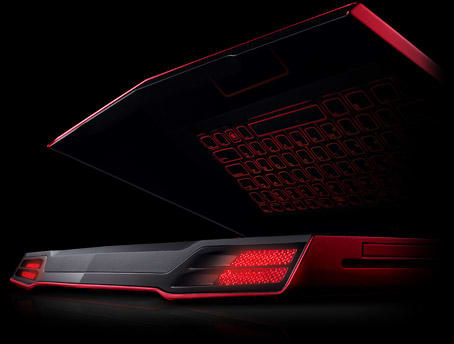 BIOS update for Alienware M15x laptops turning them into bug-eyed