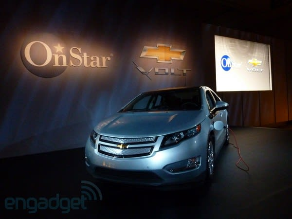 OnStar and Chevy show off Android, BlackBerry, and iPhone control