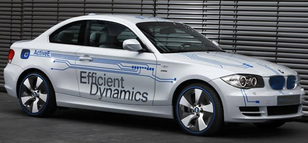 Bmw Commits To Megacity Ev By 2013 Will Start By Testing Activee