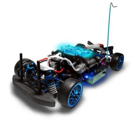 Horizon debuts H-Cell 2 0 hydrogen fuel cell system for R/C cars