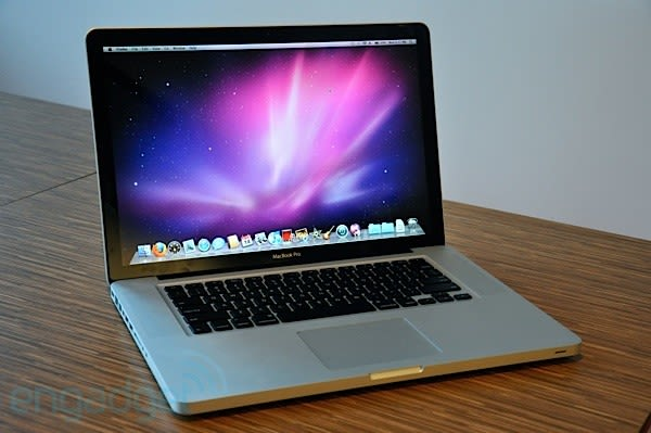 MacBook Pro Core i7 review | Engadget
