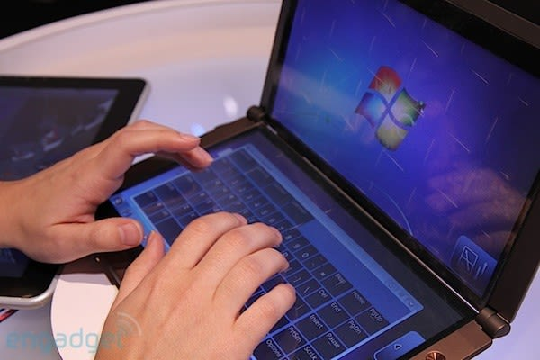 MSI Android, Windows 7 tablets launching in June, dualscreen delayed