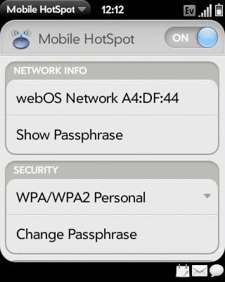 Verizon Mobile Hotspot on webOS devices now free, Pre Plus and Pixi